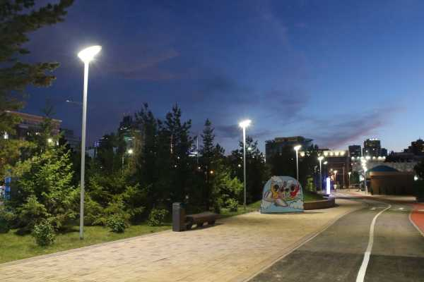 Jetisy Городской Парк