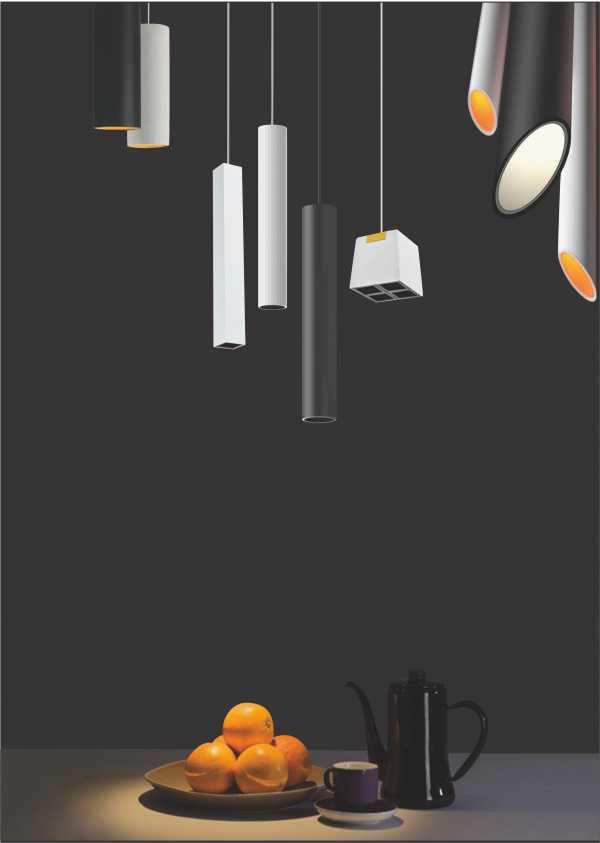 Светильники Накладные LI-3036A