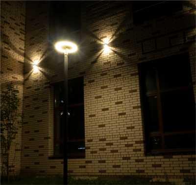 Городские светильники AURA A