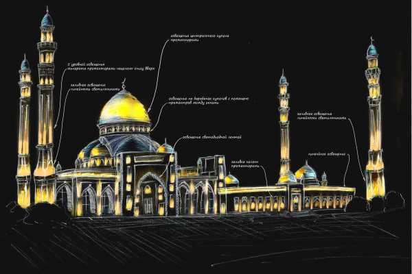 Мечеть г. Туркестан