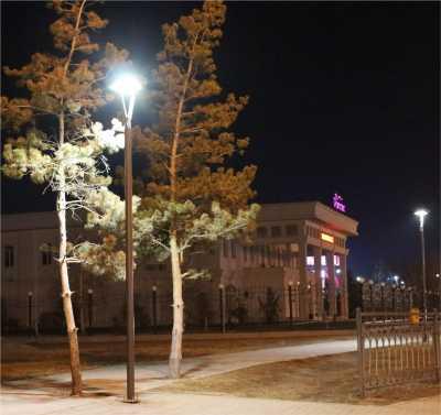 Городские светильники DIAMOND