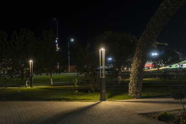 Линейный парк г. Туркестан