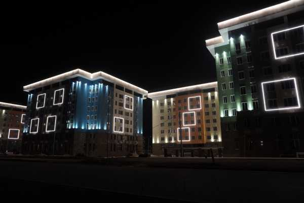 Реконструкция 24 домов г. Туркестан