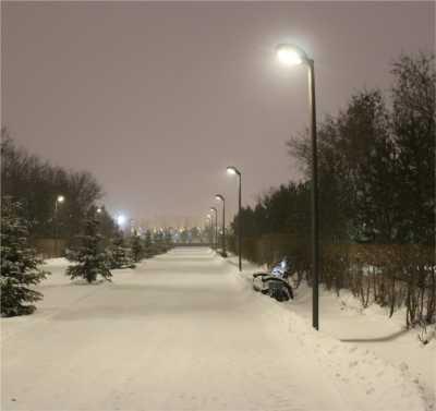 Городские светильники DELTA