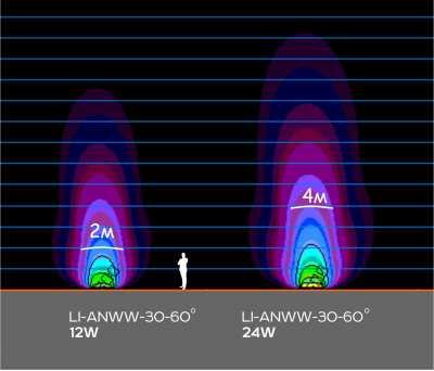 Linear lights LI-ANWW
